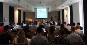 Foto di un congresso di Osteopatia presso Meyer di Firenze